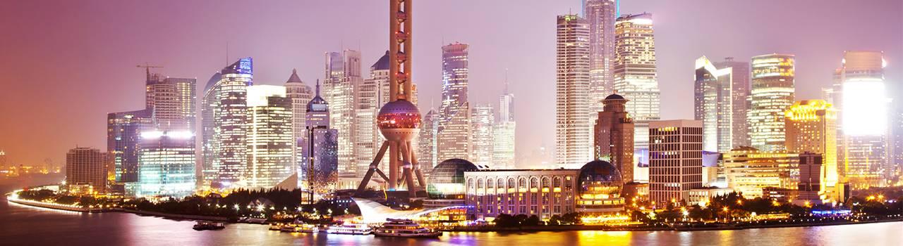 Verhuizen naar Shanghai