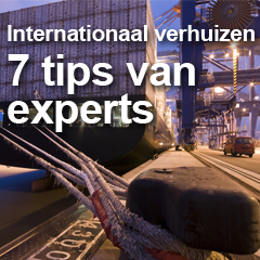 7 tips voor Internationaal verhuizen