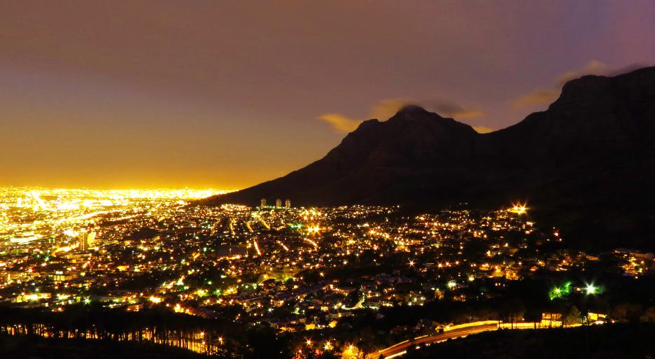 Verhuizen naar Zuid Afrika